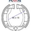 Fékpofa 90x18 APRILIA / PIAGGIO CIAO / SI RMS