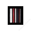 FELLOWES 16 mm műanyag spirál, 101-120 lapig, fehér IFW53320
