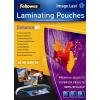 FELLOWES A3 lamináló fólia, 80mikron/100db - IFW53062