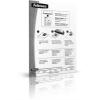 FELLOWES A4 hordozó- és tisztítókarton lamináláshoz, 10 db