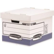 """FELLOWES Archiváló konténer, karton, standard, """"BANKERS BOX® SYSTEM by FELLOWES®"""", kék (IFW00261) irattartó"""