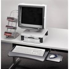 """FELLOWES Billentyűzettartó, kihúzható, FELOWES """"Underdesk"""" asztali számítógép kellék"""