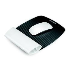 FELLOWES Egéralátét szilikonos csuklótámasszal, FELLOWES I-Spire Series™, fehér asztali számítógép kellék