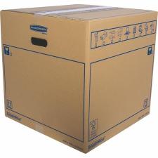 FELLOWES Költöztető doboz, 44,6x44,6X44,6 cm, FELLOWES  SmoothMove™ Everyday papírárú, csomagoló és tárolóeszköz