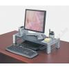 FELLOWES Monitorállvány, FELLOWES Professional Series™ Flat Panel Workstation (IFW80374)