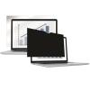 """FELLOWES Monitorszűrő, betekintésvédelemmel, 287x179 mm, 13"""", Macbook Air készülékekhez, FELLOWES PrivaScreen™, fekete"""