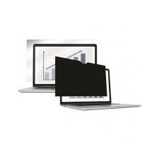 """FELLOWES Monitorszűrő, betekintésvédelemmel,384x216 mm, 17,3"""", 16:9 FELLOWES PrivaScreen™, fekete asztali számítógép kellék"""