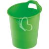 """FELLOWES Papírkosár, műanyag, FELLOWES """"Green2Desk"""", zöld"""