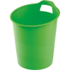 "FELLOWES Papírkosár, műanyag,  ""Green2Desk"", zöld"