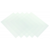 FELLOWES Spirál előlap, A3, 200 mikron, , víztiszta  <100db/ csom>