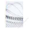 FELLOWES Spirál, fém, 14 mm, 101-120 lap, FELLOWES, fehér (IFW53274)