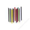 FELLOWES Spirál, műanyag, 22 mm, 151-180 lap, FELLOWES, fehér (IFW53478)
