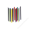 FELLOWES Spirál, műanyag, 38 mm, 281-340 lap, FELLOWES, fehér (IFW53494)