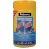 FELLOWES Tisztítókendő, képernyőhöz, antibakteriális, 75+25 db, FELLOWES