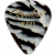 Fender 351 Shape Premium Pick Zebra Heavy