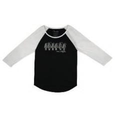 Fender American Professional Ladies T-Shirt Black XL