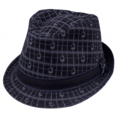 Fender Axe Plaid Fedora S/M