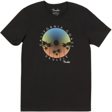 Fender California Coastal Record T-Shirt L