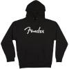 Fender Logo Hoodie Black M