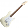 Fender Squier Bullet Strat with Tremolo HSS IL Arctic White