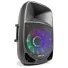 "Fenton FT1500A aktív hangfal, 350W, 15"", MP3, bluetooth, USB, SD, AUX, LED, LCD"