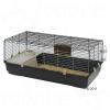 Ferplast Rabbit 120 kisállat ketrec - Szürke: H 118 x Sz 58,5 x M 51,5 cm