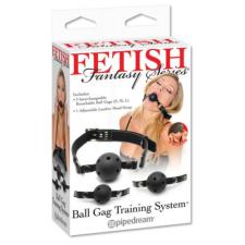 Fetish Fantasy Series Ball Gag Training System - 3 db szájpecek szájpecek