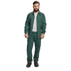 FF BE-01-001 set (kabát+nadrág) zöld 48