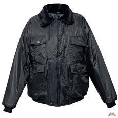 FF BE-02-002 PILOT kabát fekete M