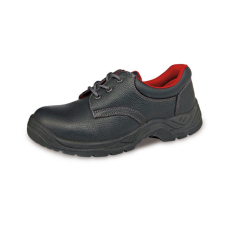 FF SC-02-006 O1 félcipő 36 fekete munkavédelmi cipő