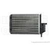 Fiat Seicento 1998.03.01-2009.12.31 Fűtőradiátor fütéscsap nélkül (-02) (00X3)