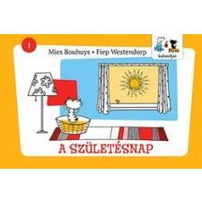 Fiep Westendorp, Mies Bouhuys BOUHUYS, MIES - WESTENDORP, FIEP - A SZÜLETÉSNAP - PIM & POM KALANDJAI 1. gyermek- és ifjúsági könyv