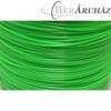 Filament PLA tekercs, 3mm, Jázmin zöld (1kg)