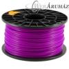 Filament PLA tekercs, 3mm, Lila (1kg)
