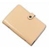FILOFAX Kalendárium, gyűrűs, betétlapokkal, personal méret, FILOFAX, Original, lakkbőr natúr