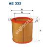 Filtron AE332  Filtron levegőszűrő