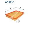 Filtron AP051/1 Filtron levegőszűrő