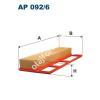 Filtron AP092/6 Filtron levegőszűrő