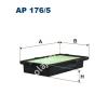 Filtron AP176/5 Filtron levegőszűrő