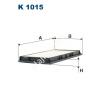 Filtron K1015 Filtron pollenszűrő