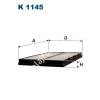 Filtron K1145 Filtron pollenszűrő