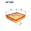 Filtron Légszűrő (AP 056)