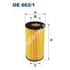Filtron OE662/1 Filron olajszűrő
