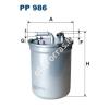 Filtron PP986 Filtron üzemanyagszűrő