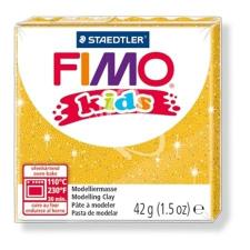 """FIMO Gyurma, 42 g, égethető, FIMO """"Kids"""", glitteres arany gyurma"""
