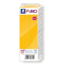 """FIMO Gyurma, 454 g, égethető,  """"Soft"""", napraforgósárga süthető gyurma"""