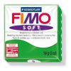 "FIMO Gyurma, 56 g, égethető, FIMO ""Soft"", trópusi zöld"
