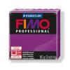 "FIMO Gyurma, 85 g, égethető, FIMO ""Professional"", viola"