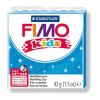 FIMO Kids Gyurma, 42 g, égetheto, glitteres kék