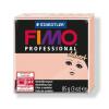 """FIMO Porcelángyurma, 85 g,  """"Professional Doll Art"""", áttetsző rózsaszín"""